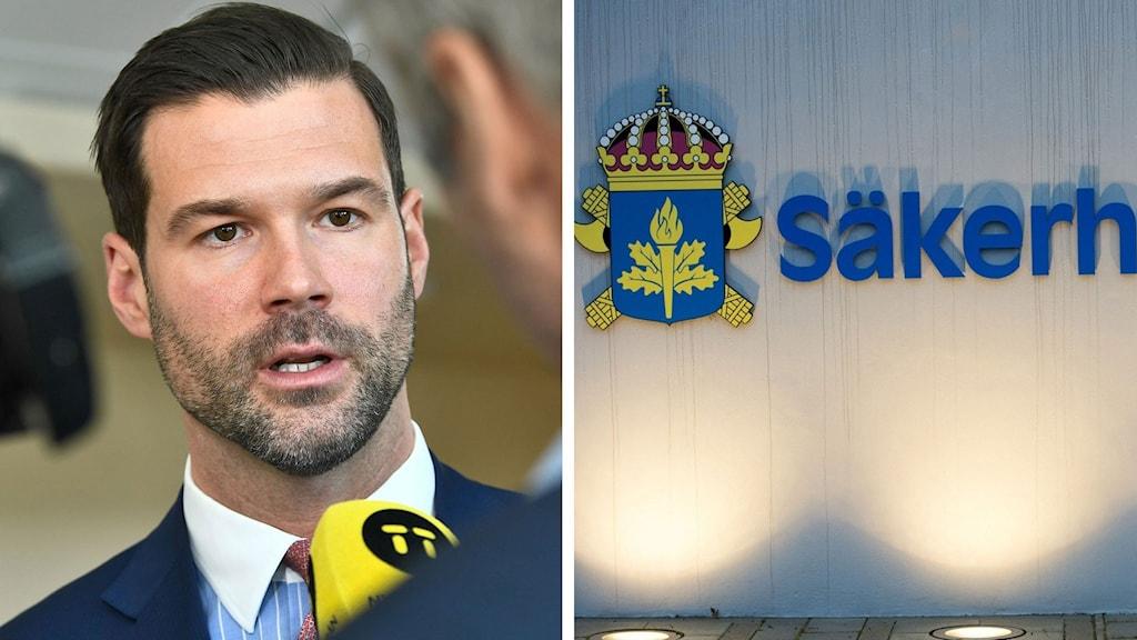 Split Johan Forsell Säpo '