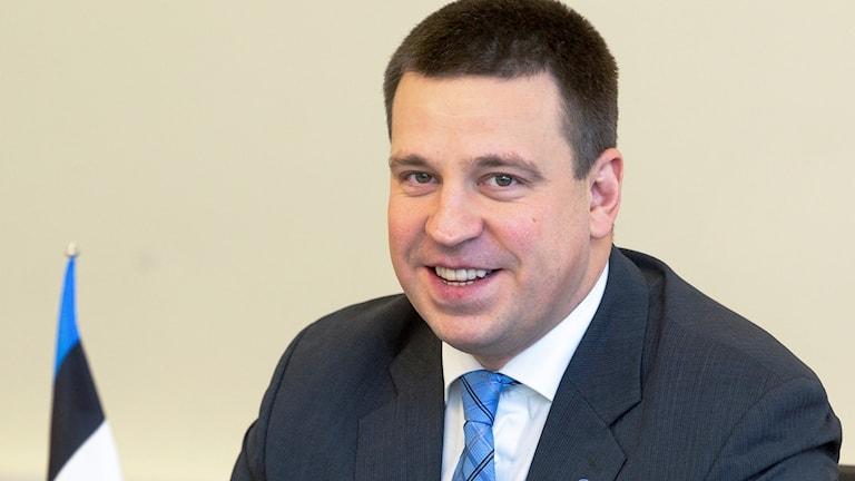Statsminister Juri Ratas