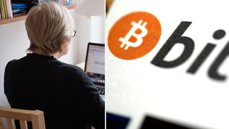 Bitcoinbedrägerier fortsätter – Madeleine lurades på en miljon
