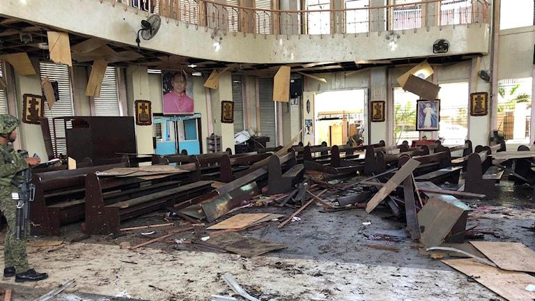 Philippines Bombing