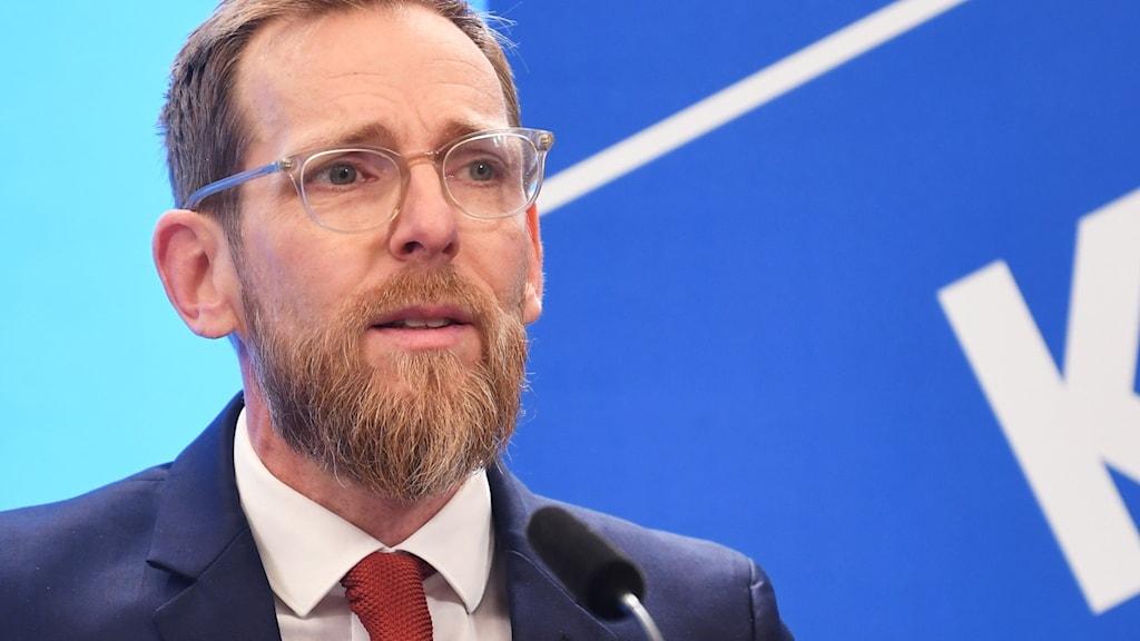 Jakob Forssmed, Kristdemokraternas ekonomisk-poltiske talesperson