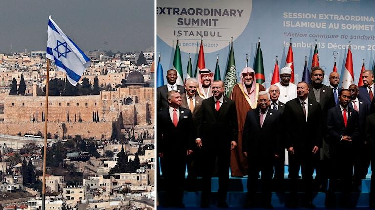 Toppmötet i Istanbul med den Islamiska samarbetsorganisationen, OIC