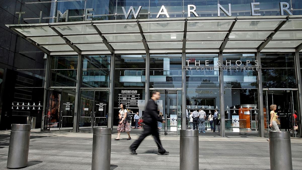 Time Warner Center i New York.