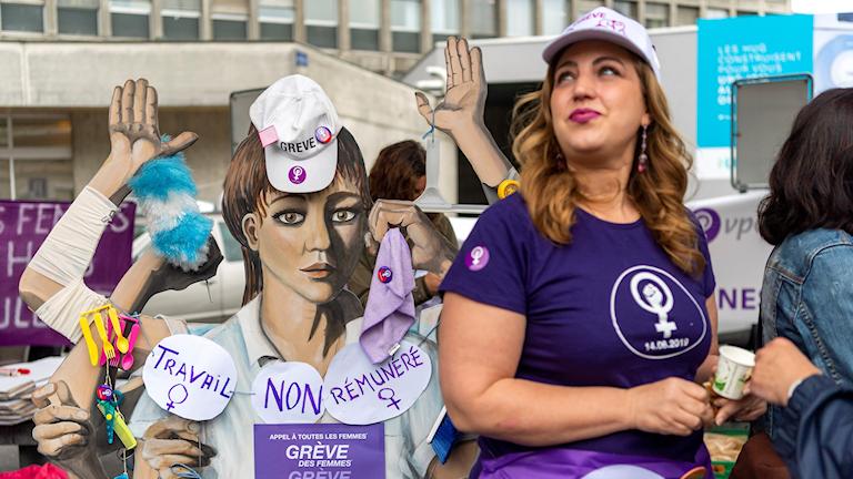 Schweiz Kvinnostrejk