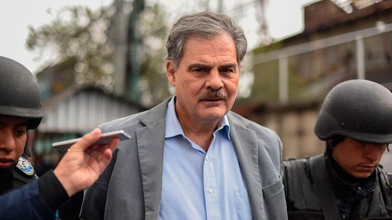 Juan Alberto Fuentes.