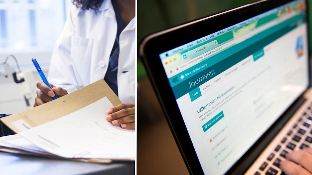 Nya digitala vårdsystem testar lagens gränser