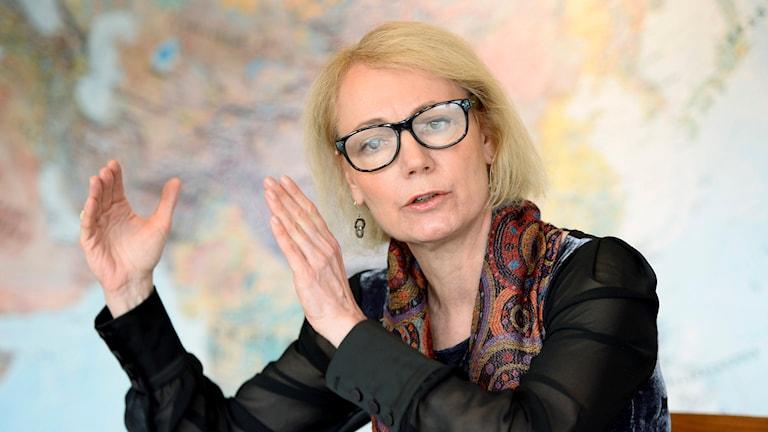 Charlotte Petri Gornitzka.