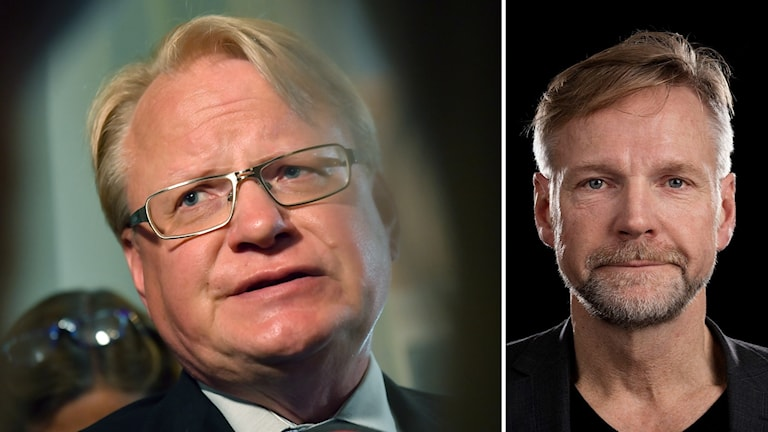 Peter Hultqvist och Tomas Ramberg