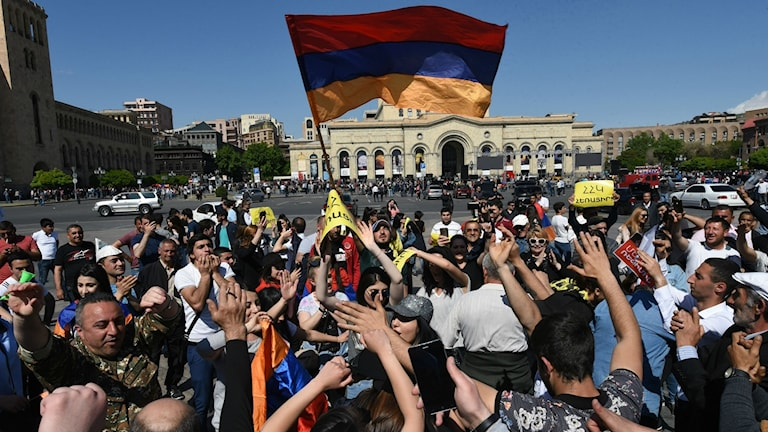 Armenien, Jerevan