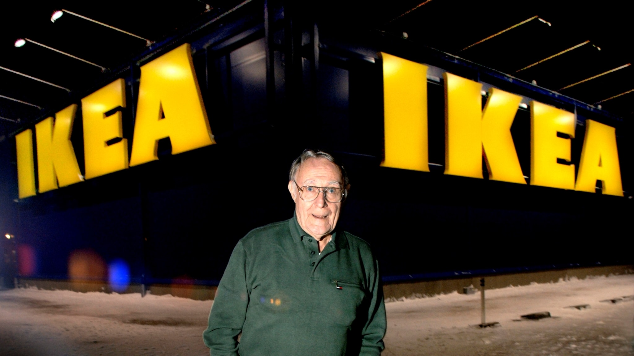 Ingvar Kamprad är död - hör röster om hans liv och livsverk