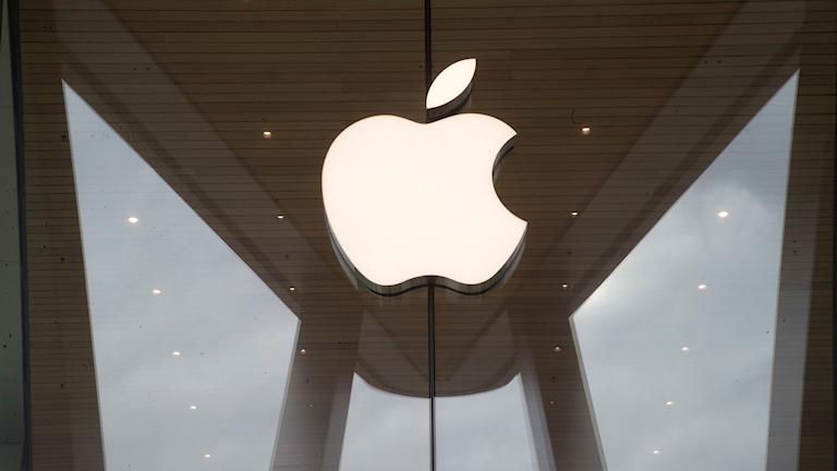 Apples logotyp