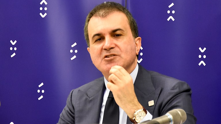 Turkiets EU-minister Ömer Celik