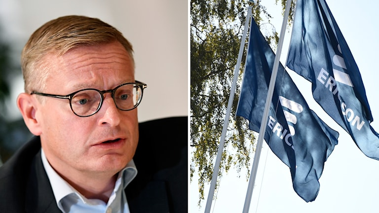 Ericssons vd Jan Frykhammar