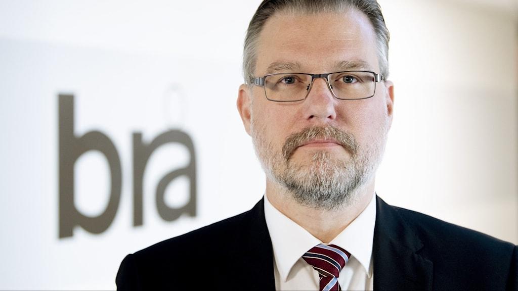 Björn Borschos, tf gd, Brottsförebyggande rådet, BRÅ