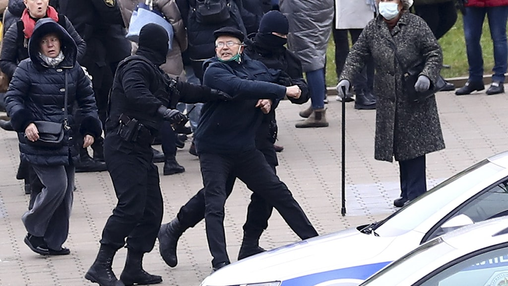 Poliser i Belarus