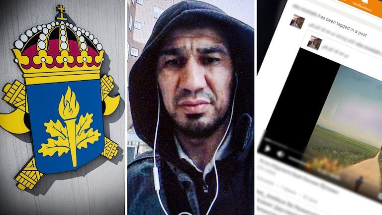 Rakhmat Akilov och det ryska socialt nätverket ok.ru
