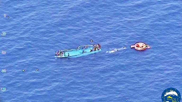 Det senaste dygnet har över 4000 migranter räddats i 22 olika aktioner utanför Libyens kust.