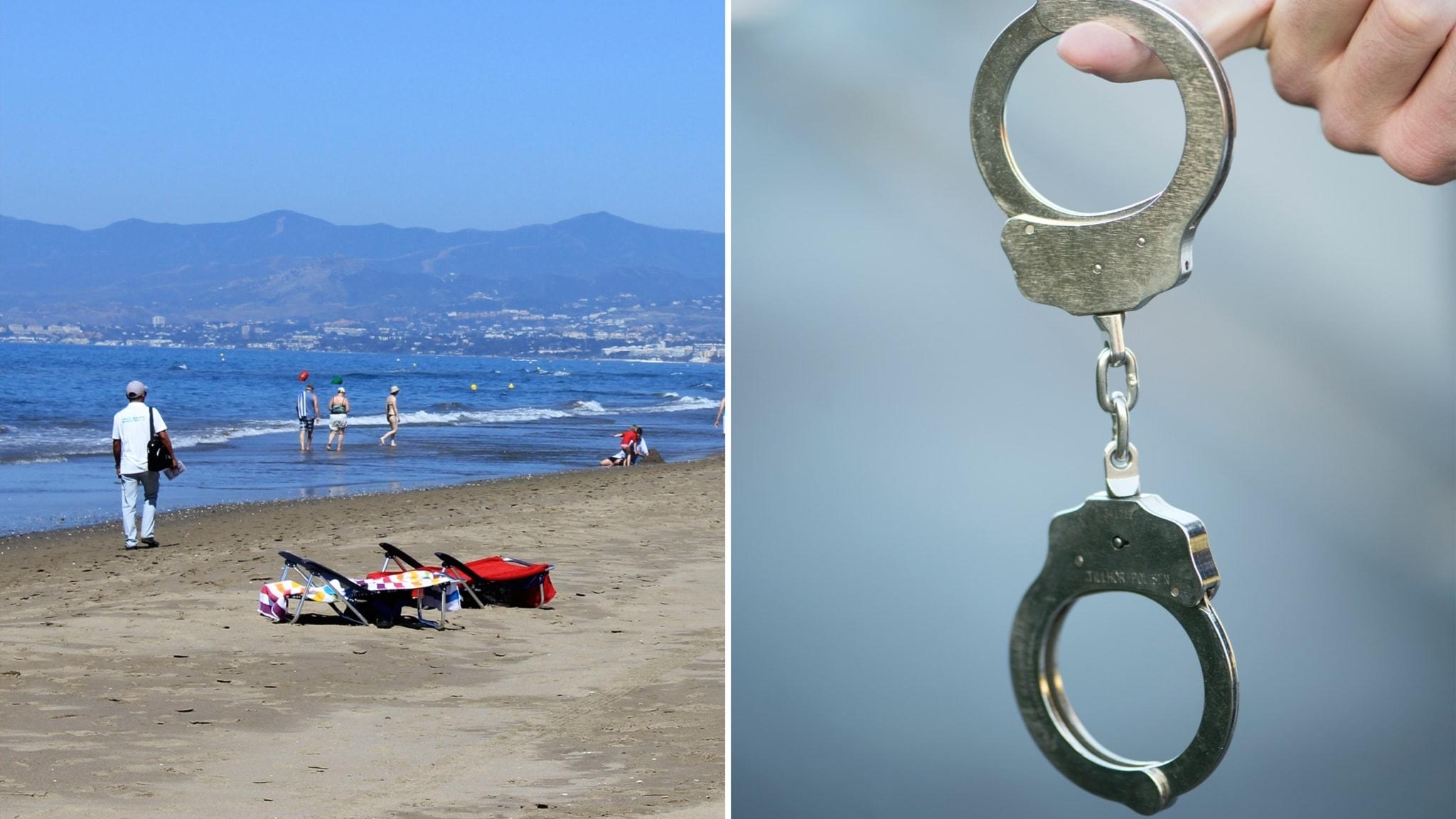 En svensk mördad och en svårt misshandlad i Spanien