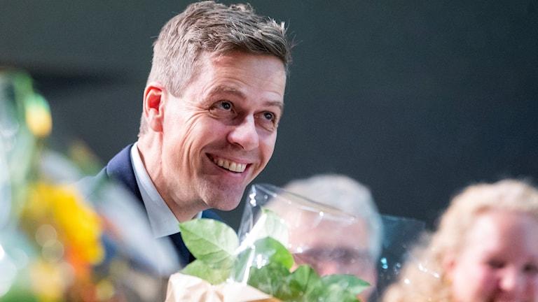 Knut Arild Hareide (KrF).