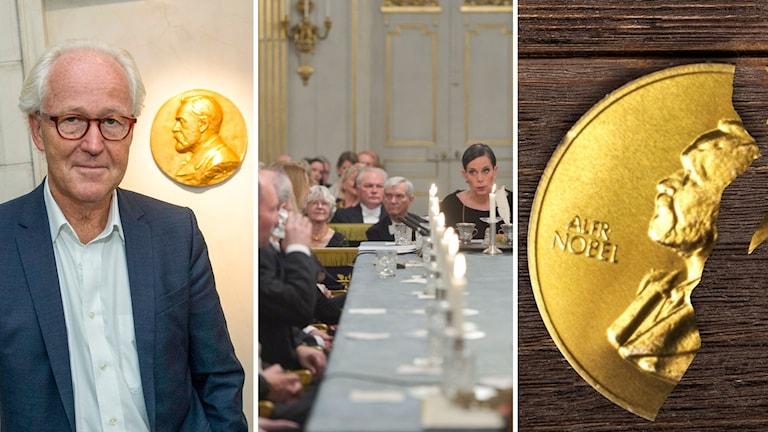 Lars Heikensten, Nobelstiftelsens vd.