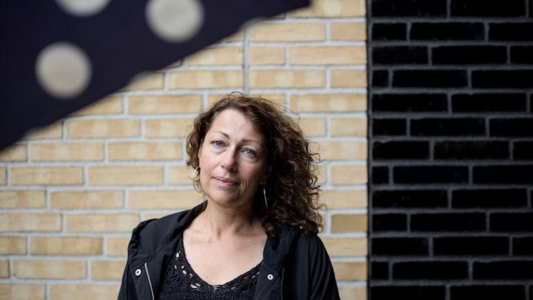 Författaren Elisabeth Åsbrink är ordförande i Svenska PEN-klubben.