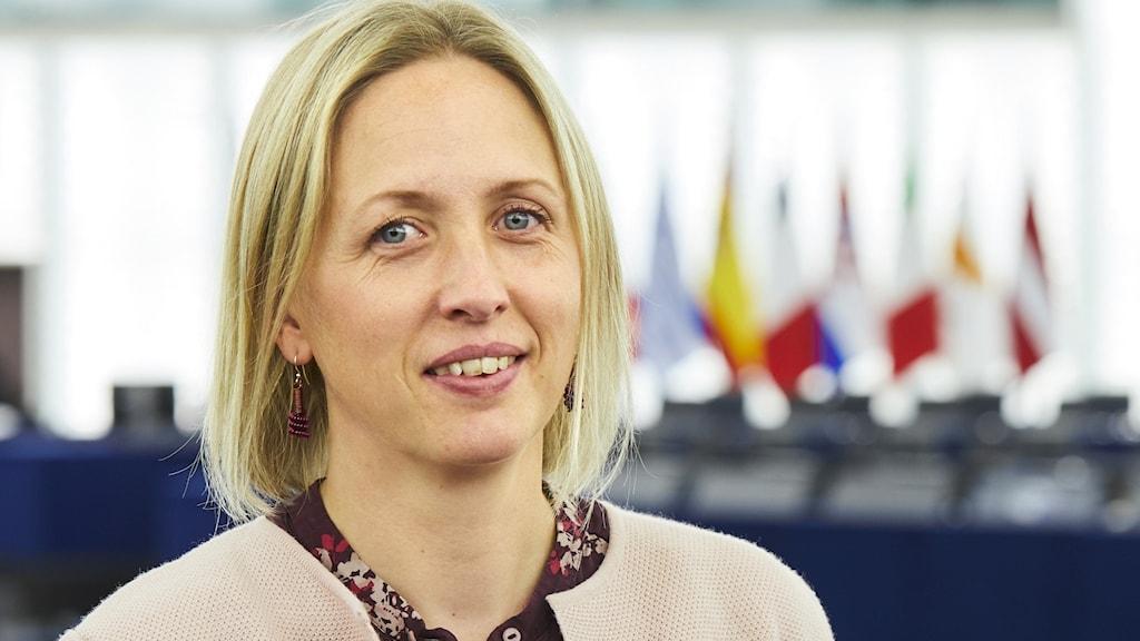 Jytte Guteland, socialdemokratisk Europaparlamentariker