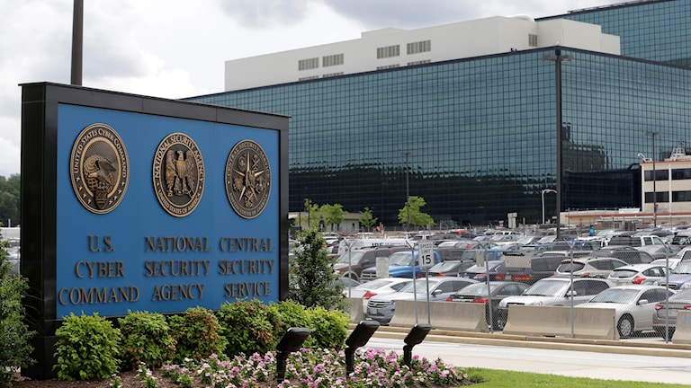 Underrättelseorganet NSA kopplas till IT-attacken. Arkivbild.
