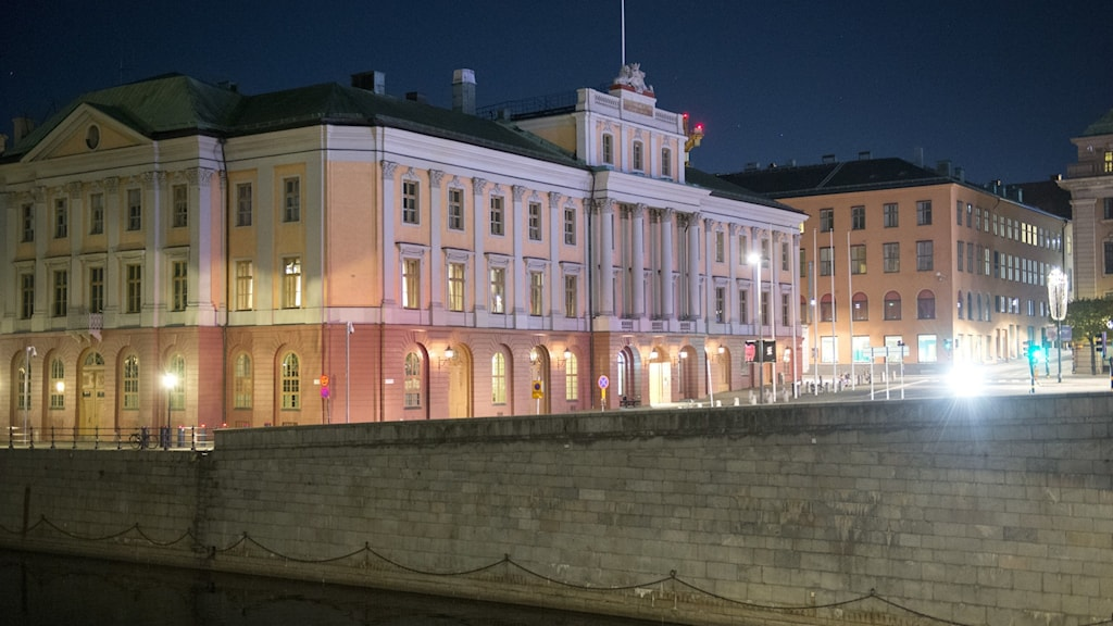Utrikesdepartementet i Stockholm