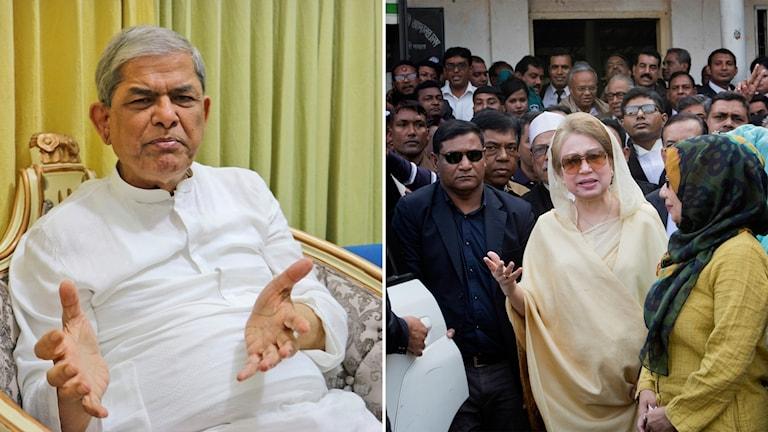 Generalsekreterare Fakhrul Islam vädjar om att tidigare premiärministern Khaleda Zia ska få vård.