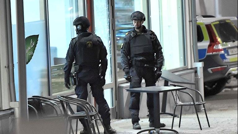 Poliser i Rinkeby