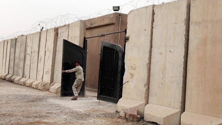 Fängelse i Irak