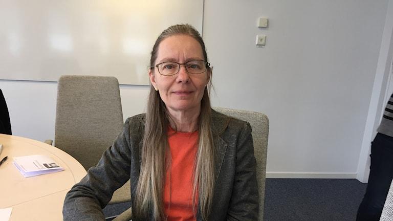 Ulrika Boëthius, Finansförbundet