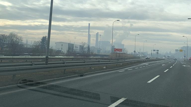 Tuzlas kolkraftverk.