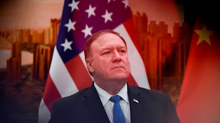 USA:s utrikesminister Mike Pompeo.