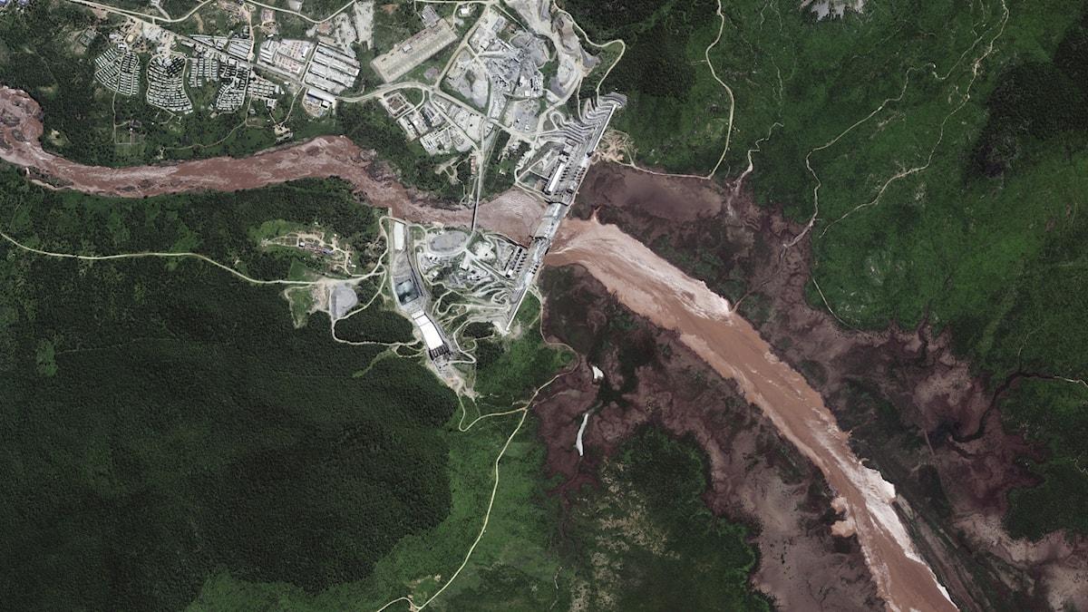 Ethiopia Dam Dispute
