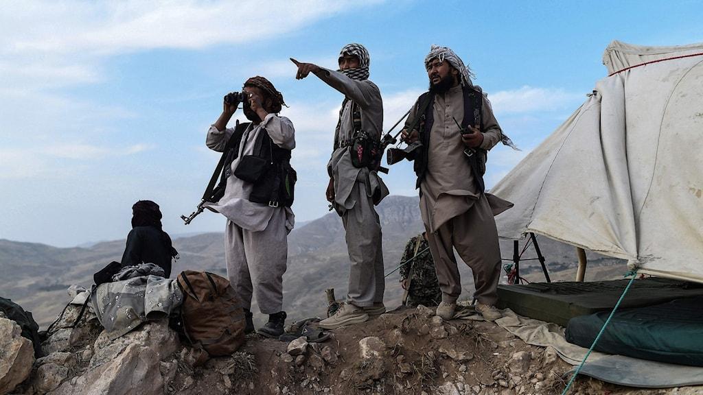Talibaner i Afghanistan