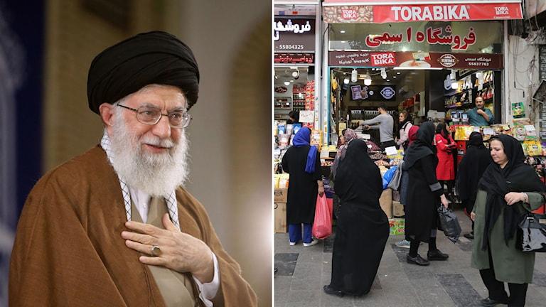 Iran Ayatollah Khamenei