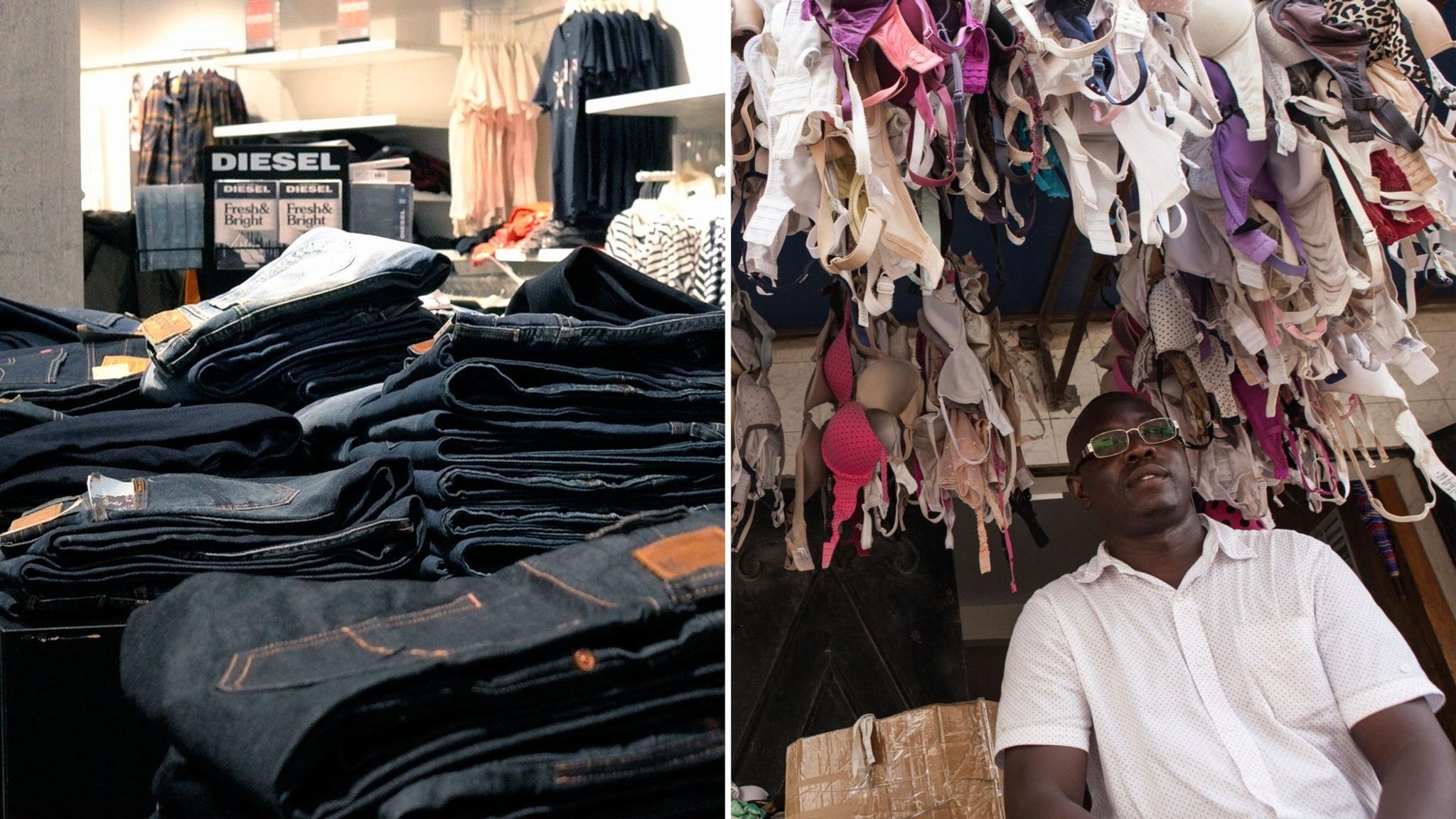 Sälja Underkläder
