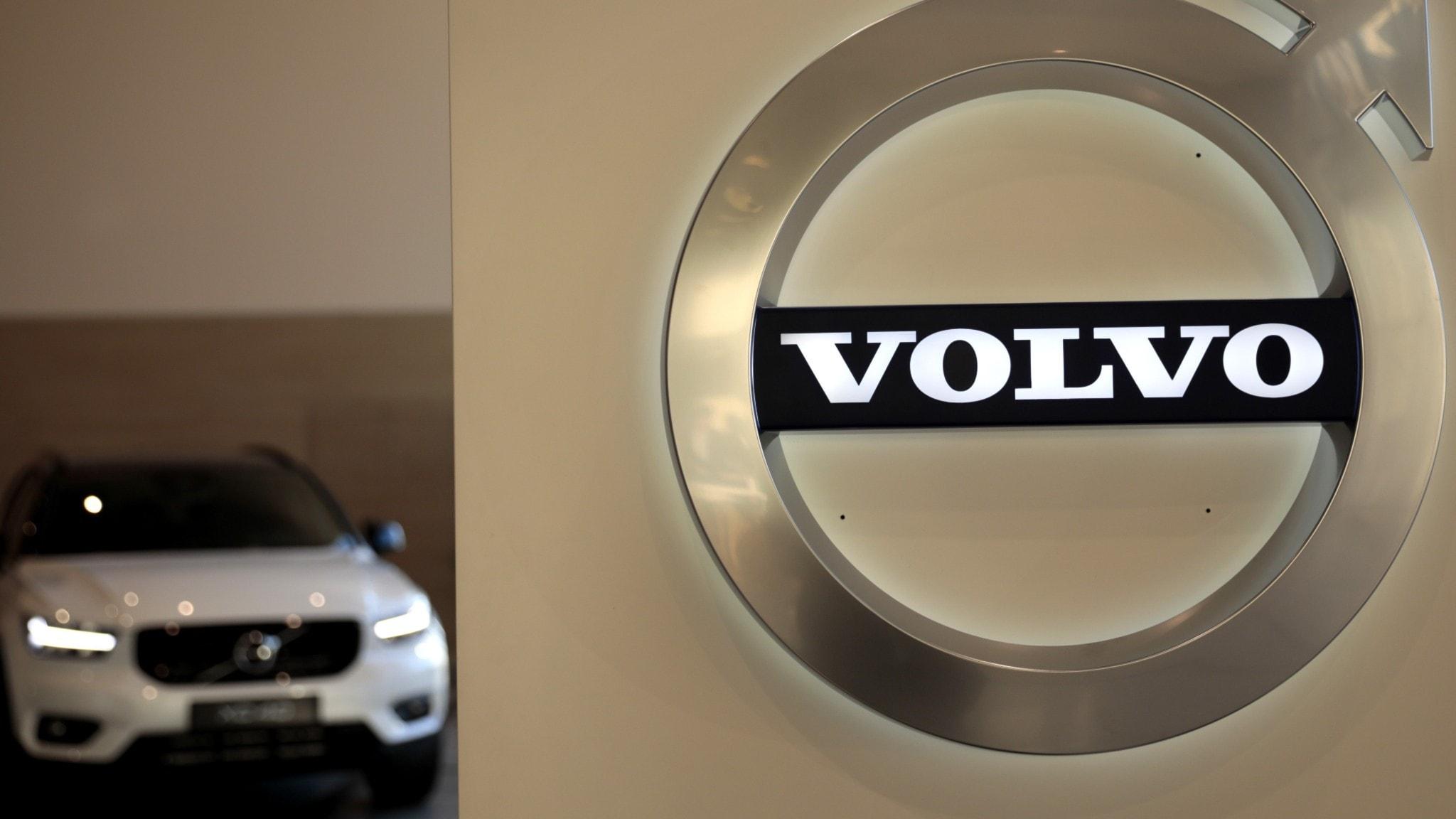Daimler, Geely och Volvo i motorsamarbete