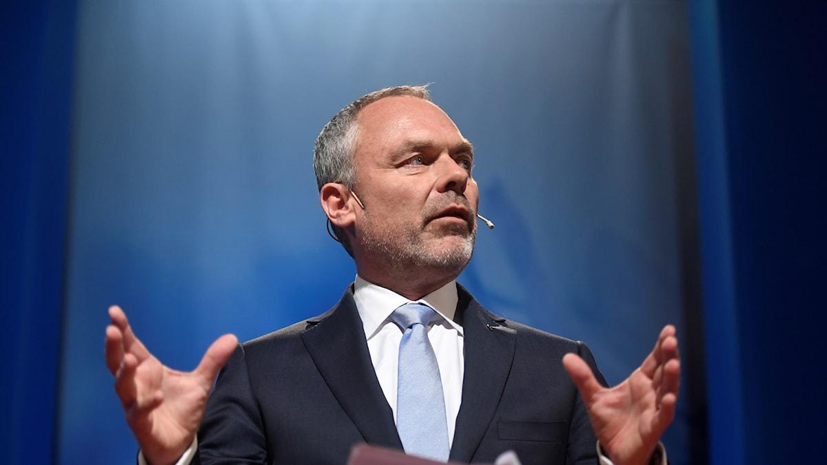 Liberalernas Jan Björklund