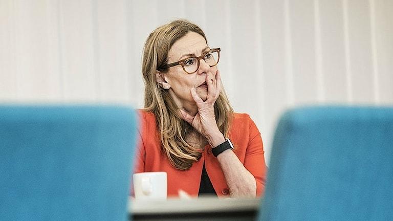 Birgitte Bonnesen, vd Swedbank