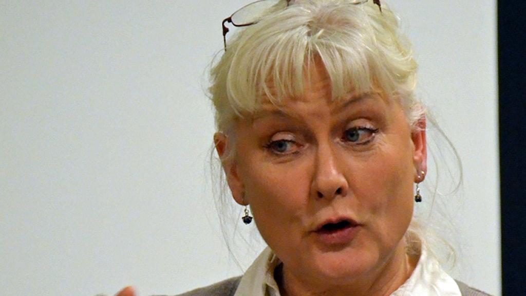 Lotta Hedström (MP), tidigare språkrör
