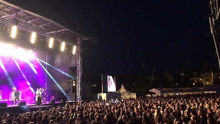 Årets Latitud 57 är slutsålt. Bild från 2015 års festival.