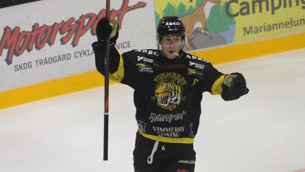 Anton Carlsson, Vimmerby Hockey