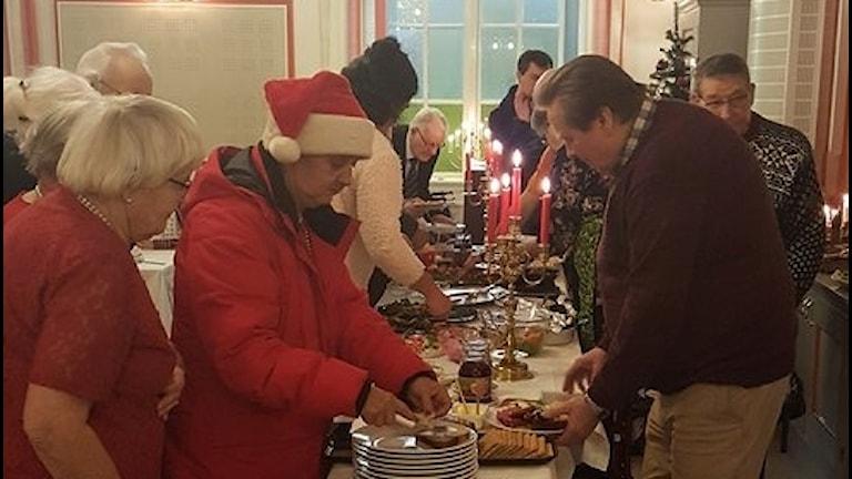 Succe For Gemensam Jul I Nybro Och Fler Julfirare I Vastervik P4 Kalmar Sveriges Radio