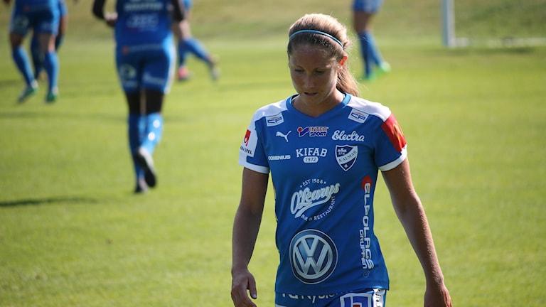 Amanda Fredriksson IFK Kalmar