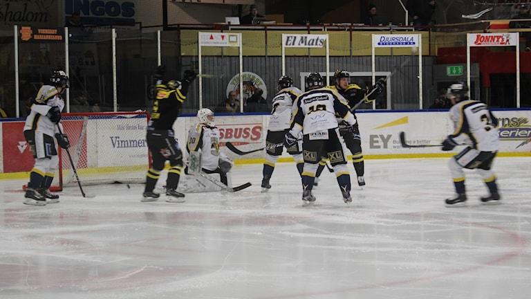 Vimmerby Hockey i måljubel