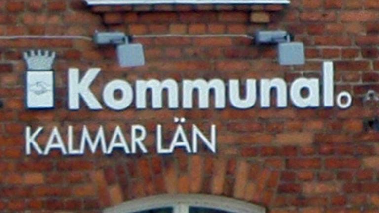 Kommunal i Kalmar län. Foto: Tobias Sandblad/SR