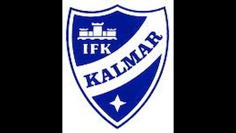 IFK Kalmars klubbmärke.