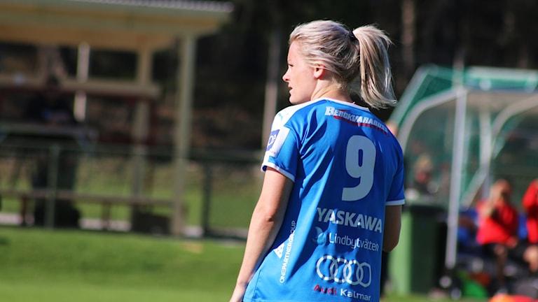 Kristin Haugstad.